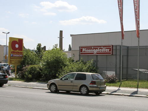 Supermarkt Dresden-Johannstadt