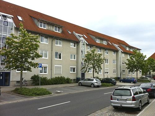 Wohnanlage Dresden-Niedersedlitz