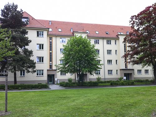 Wohnanlage Dresden-Seidnitz