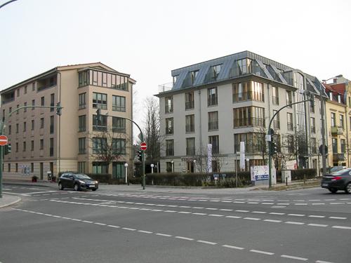 Wohnanlage Potsdam